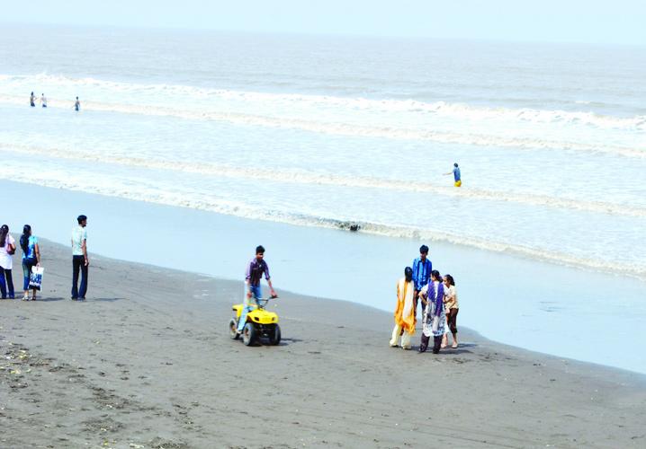 Beach Festival Tithal Bach Gujarat India 2018 Dates