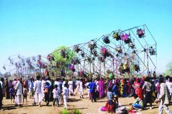Chitra Vichitra Fair, Sabarkantha Gujarat, India