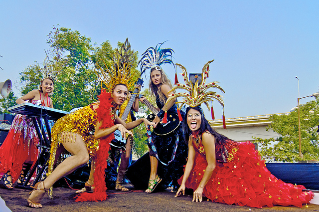 Goa Carnival Goa India 2018 Dates Festival Packages