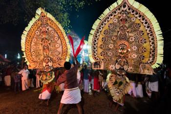 Kadammanitta Padayani, Kadammanitta Kerala, India