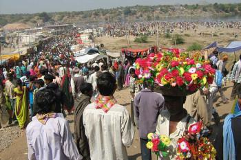 Kallaji Fair, Banswara Rajasthan India