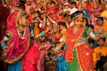Mewar Festival, Udaipaur Rajasthan India