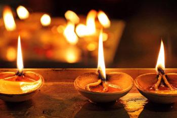 Diwali New Delhi India