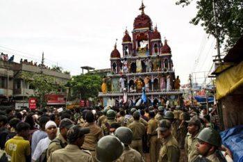 Mahesh Festival, Serampore West Bengal India