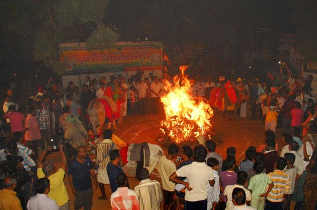 Bhogi Tamil Nadu India 2019 Dates Festival Packages