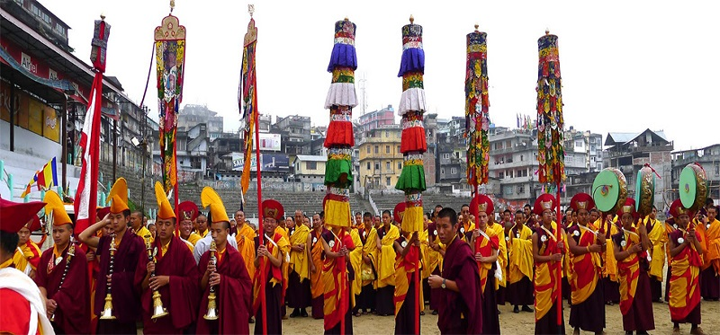 Year Calendar To Print : Tihar sikkim india dates festival packages hotels