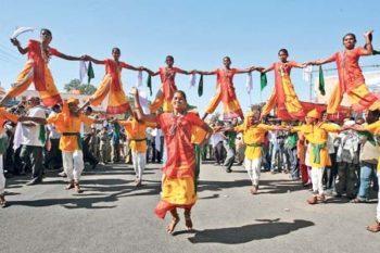 dang darbar festival