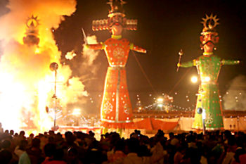 VijayaDashami Festival,Tripura