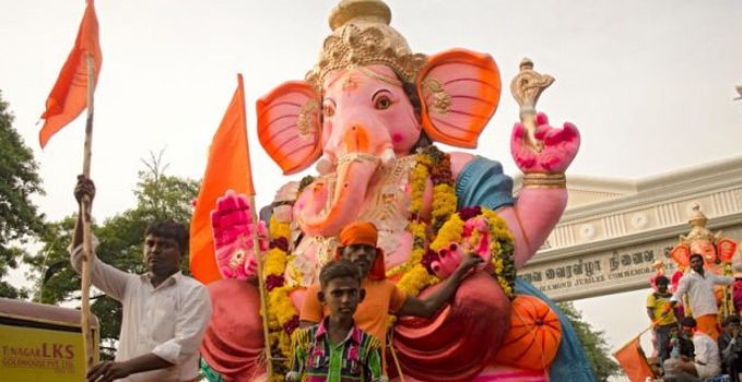 Ganesh Chaturthi Festival, Telangana India 2018 Dates ...